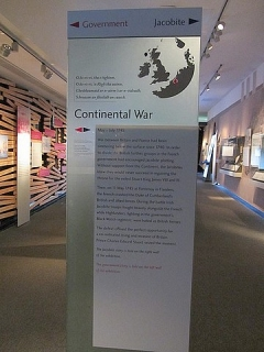 Culloden Visitor Centre Exhibition
