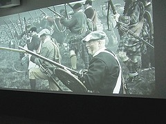 Culloden Visitor Centre Movie