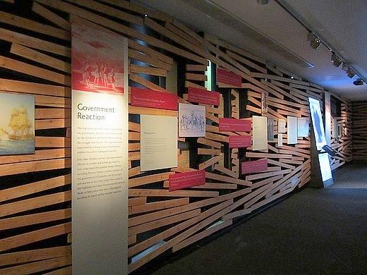 Culloden Visitor Centre Exhibition