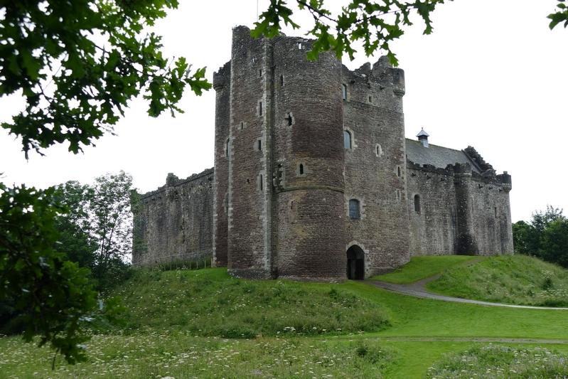 """Castle Doune, aka """"Castle Leoch"""""""