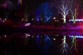 "Lightfestival ""Winterleuchten"""