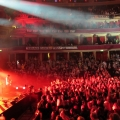 Stage and audience at Royal Albert Hall
