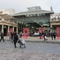 """V-day"" is looming at Covent Garden"