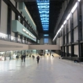 Inside Tate Modern (former power station)