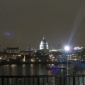 St. Pauls at night