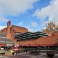 British Library building