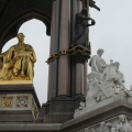Albert Memorial, close up