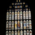 Beautiful window in Westminster Hall