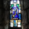 Window in St. Margaret's Chapel