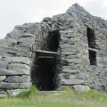 Another view of the broch
