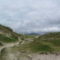 Path through the dunes at Luskentyre, Harris