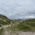 Path through the dunes at Luskentyre, Harris