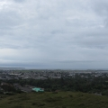 Stornoway from  above