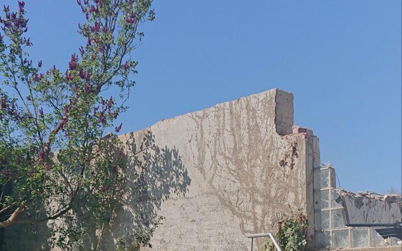 Demolition Next Door